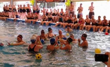 Inscripción para los programas de Acqua Gym y Natación