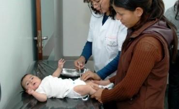 Baja la mortalidad infantil en la provincia