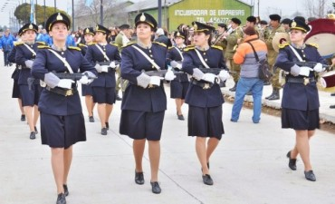 Policía: Más de 400 anotados para ingresar a la escuela del Cerro Fortabat