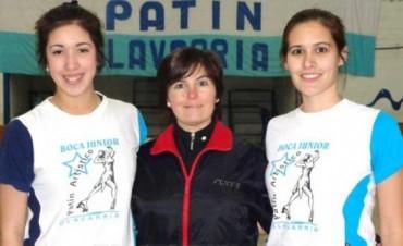 Patín. Delegación de Boca a Mar del Plata