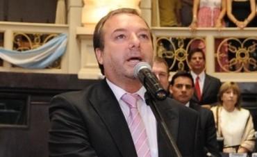 El diputado Caputo preside la comisión de transporte de la Cámara Baja