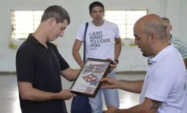 Boxeo Sin Cadenas en Sierra Chica