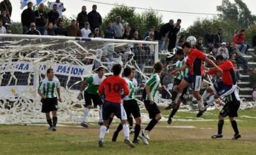 Fútbol local a pleno.