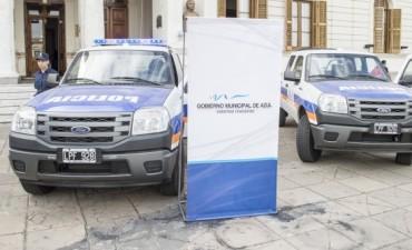 Azul: nuevos móviles policiales