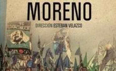 """Desde la Facultad de Sociales difunden el documental """"Moreno"""", producido por la UNICEN"""