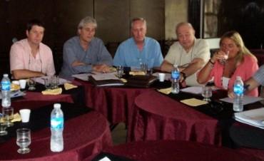 Reunión de la Federación del Nucleamiento Empresario del Noroeste Bonaerense