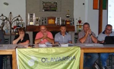 Sesionó en nuestra ciudad la Federación Bonaerense de Voleybol