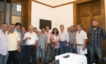 Azul: el Sindicato y el municipio lograron un acuerdo