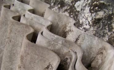 Amianto: desde infraestructura escolar realizarán acciones para aislar el material