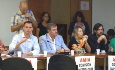 AMIA: la oposición exhortó a crear una Comisión Investigadora