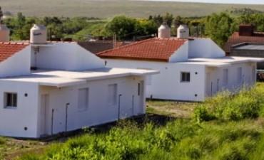 Se inaugura el barrio Químico de Sierras Bayas
