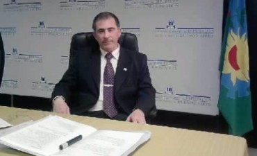 El Comisario General Terminiello es el Superintendente de Interior Centro