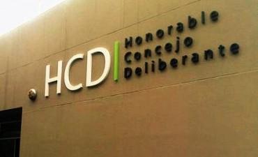 La apertura de sesiones del HCD será en la segunda semana de abril
