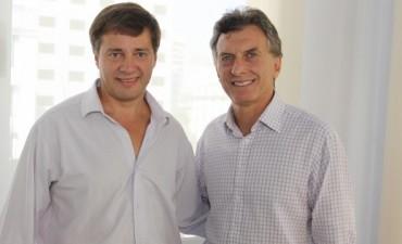Acuerdo de Macri con dirigentes de la Coalición Cívica bonaerense