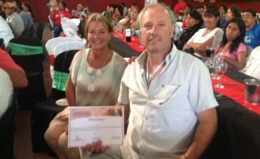 Olavarriense premiado en la  Fiesta Nacional de la Artesanía de Entre Ríos