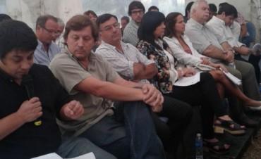 El Concejo Deliberante sesionó en Monte Pelloni