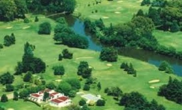 El golf del fin de semana Olavarriense