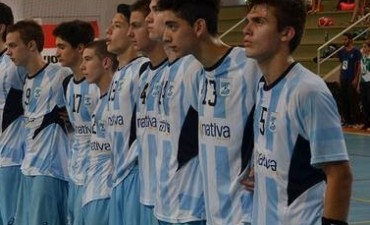 Ferro al Nacional de Varones de Handball