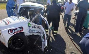 APPS: Primera del año con un grave accidente
