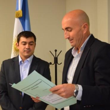 Asumió el Concejal Juan Ignacio Fal