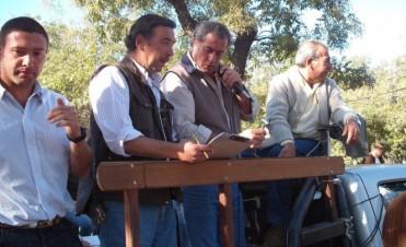 En Regional Agropecuario,habló Juan Ignacio Goenaga