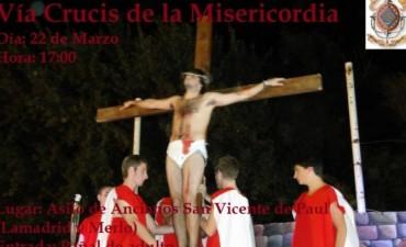 Vía Crucis del Instituto Nstra. Sra. Del Rosario