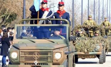 Festejos 194 aniversario del Regimiento de Caballería de Tanques 2