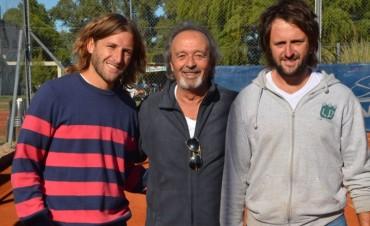 Presentación del Future de tenis en La Pedrera