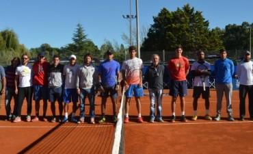 """Comenzó el Torneo Future de Tenis """"Ciudad de Olavarría"""""""
