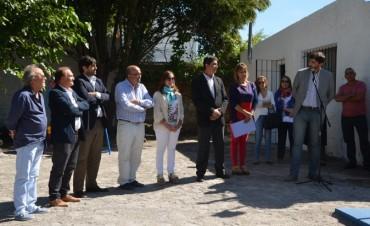 "Se reinauguró el Jardín Maternal Municipal ""Colores"" en Sierra Chica"