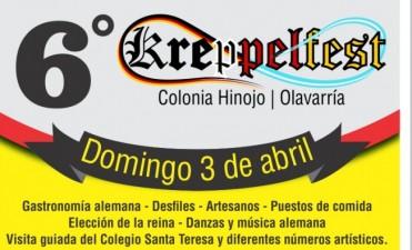 Colonia Hinojo prepara la 6° Kreppelfest