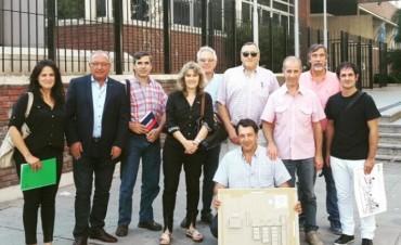 """Lordén y """"La Técnica del Futuro"""" anunciaron la visita a Saladillo del Director Ejecutivo del INET"""