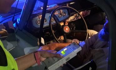 Más de 220 infracciones en los controles de tránsito