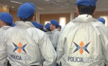 Congelan ingresos a las Policías Locales
