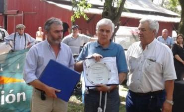 La tarde de ayer, festejó los 25 años de Hugo R. Arístegui y Cía, con un remate destacado