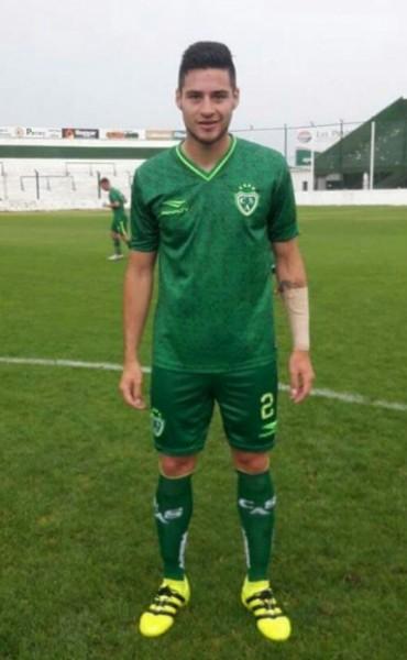 Braian Salvareschi a River Plate