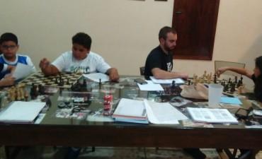 Escuela de Ajedrez  Sociedad de Fomento Pueblo Nuevo