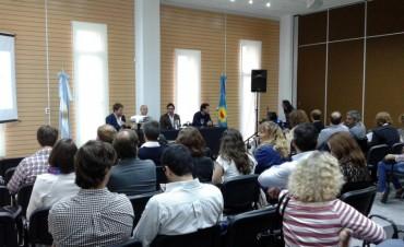 Encuentro de Modernización del Estado en Olavarría