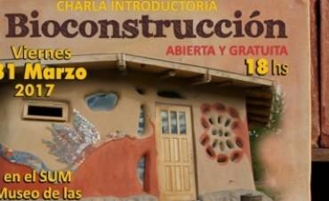 Ciclo de talleres de Bioconstrucción: charla introductoria