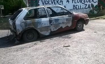 Incendios de vehículos