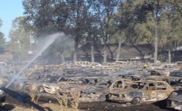 Incendio en el depósito judicial: el Estado deberá responder por la custodia de los vehículos