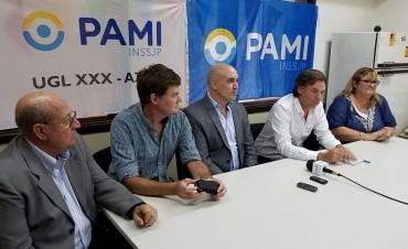 Asumió el nuevo titular del PAMI Olavarría