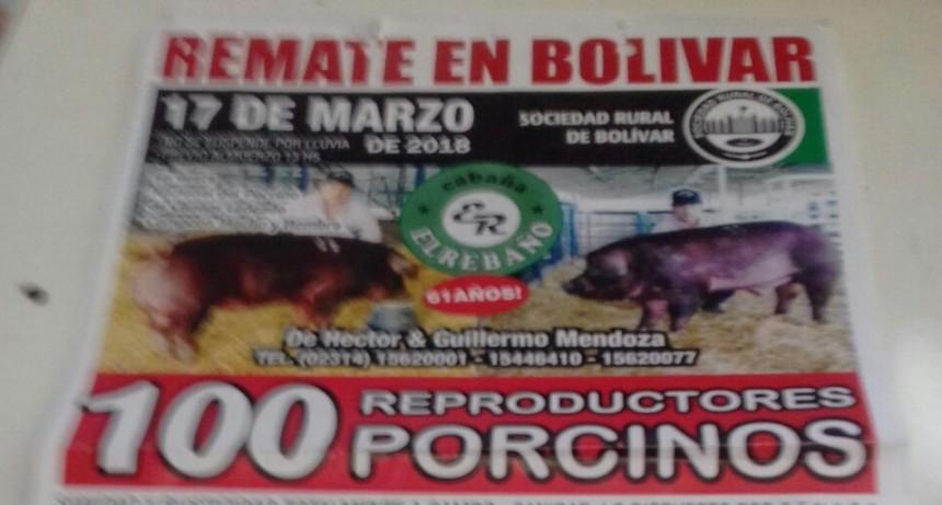 Remate en Bolivar, Cabaña El Rebaño