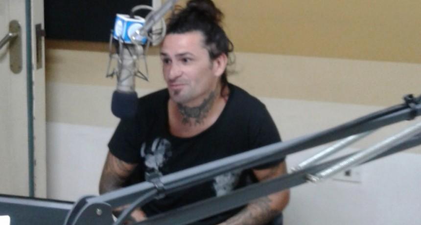 Martín Loyola en Radio Olavarría