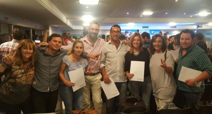 Unidad Ciudadana lanzó el Espacio de Concejales de la Provincia