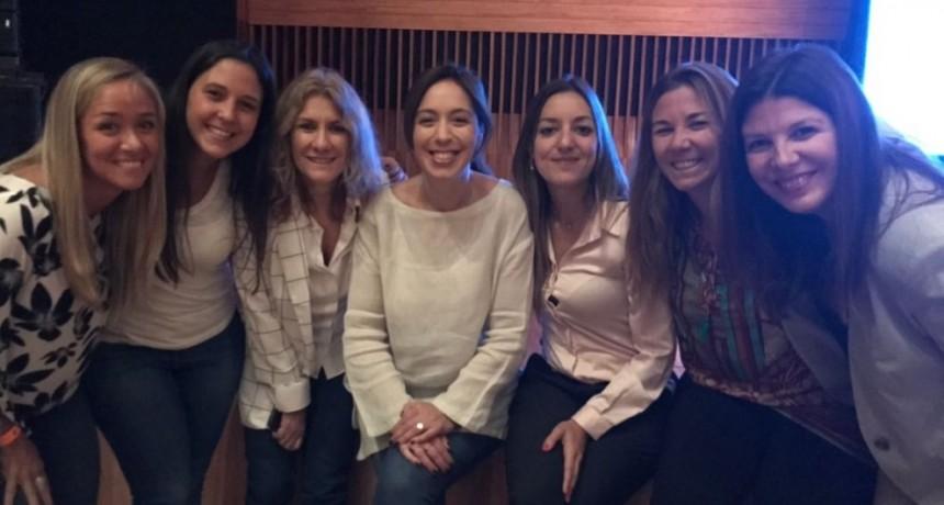 Lordén participó de la primera reunión de Gabinete ampliado de mujeres en el CCK