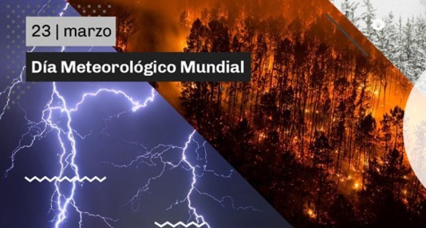 23 de marzo, Día Meteorológico Mundial