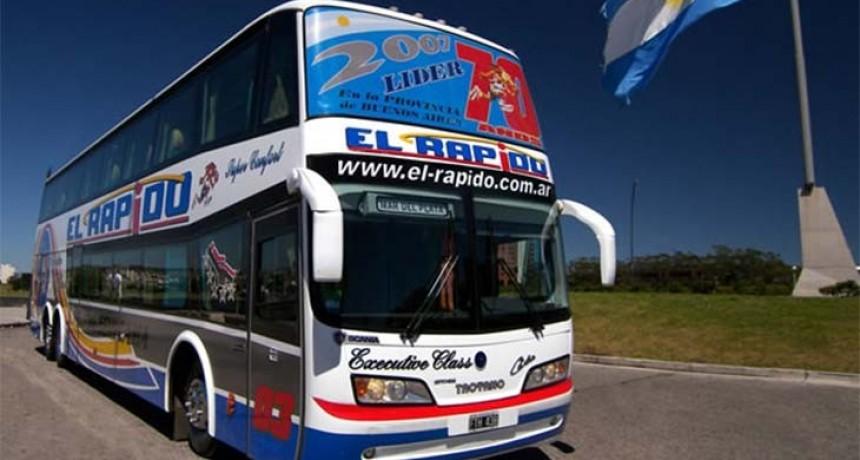 El Rápido: 13:45 retoman los servicios hacia Mar del Plata
