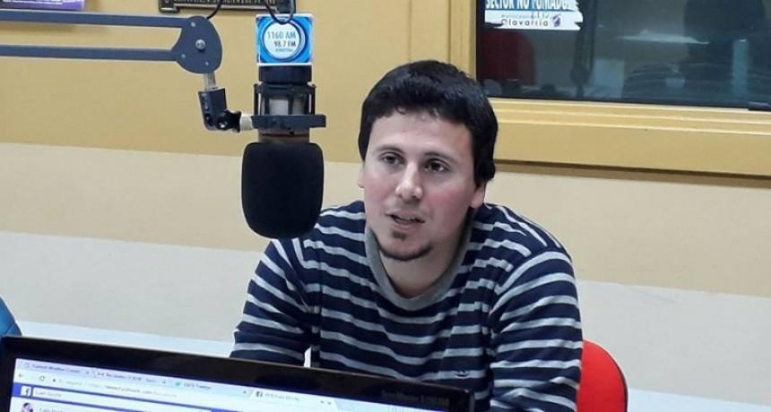 Aguilera sobre las sesiones en Monte Peloni: 'están envueltas en un simbolismo muy grande'