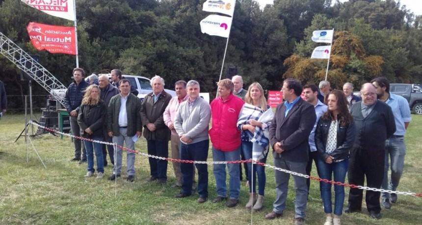 Quedó inaugurada oficialmente la Fiesta del Chacarero en Chillar
